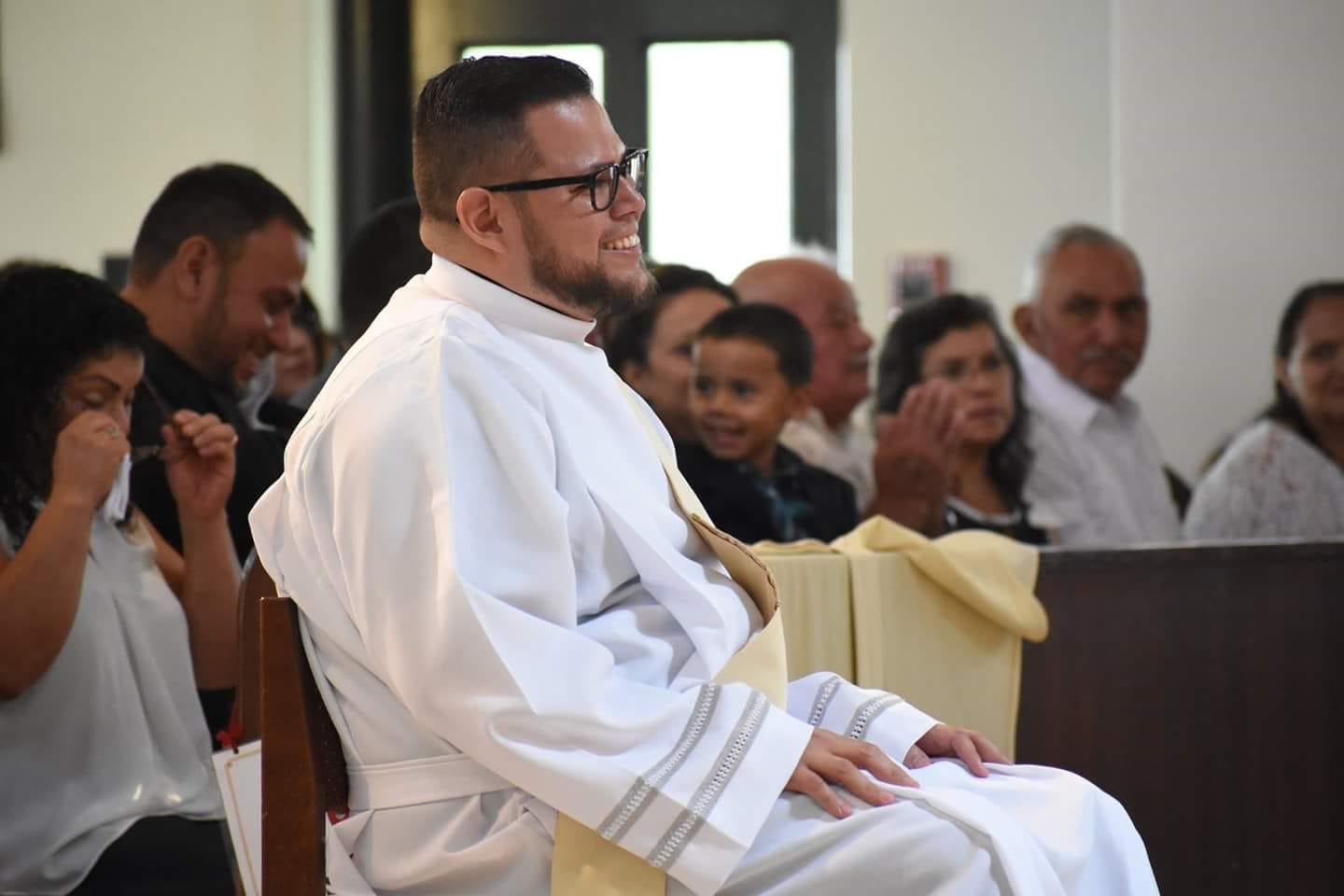 Ordination Edwin Cardona Sep 6 2018